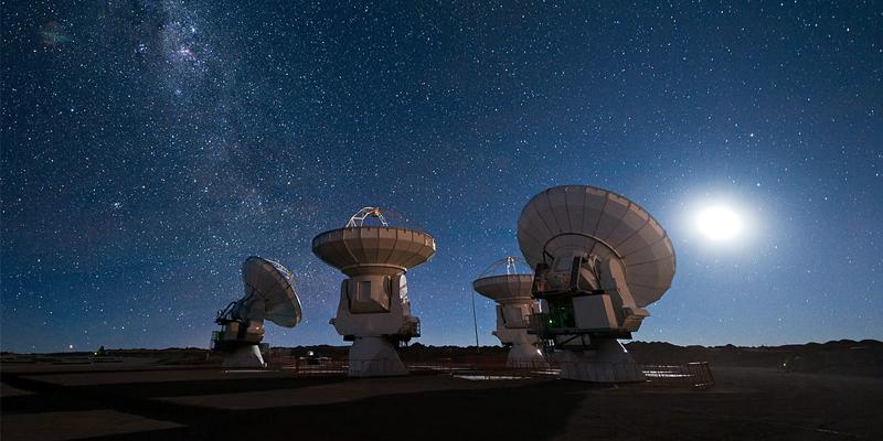 $100 million initiative tracks 15 strange fast radio bursts from 3 billion light years away.
