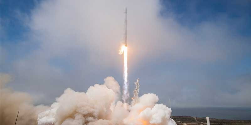 After years of delays, SpaceX have launched the Formosat 5 satellite.