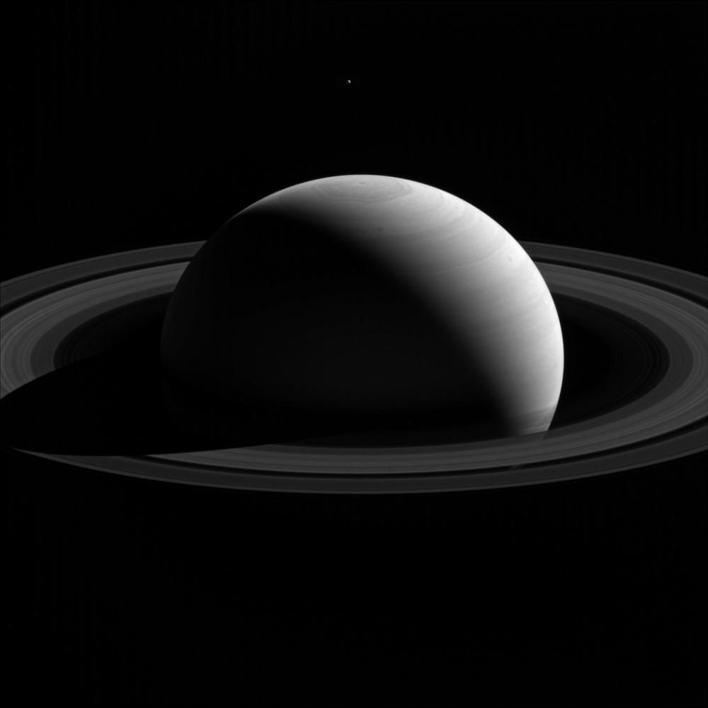 the cassini huygens mission to saturn - photo #34