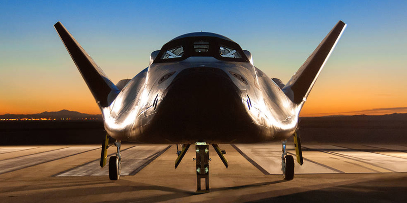 The Dream Chaser space jet has an interesting story dating back to the cold war.
