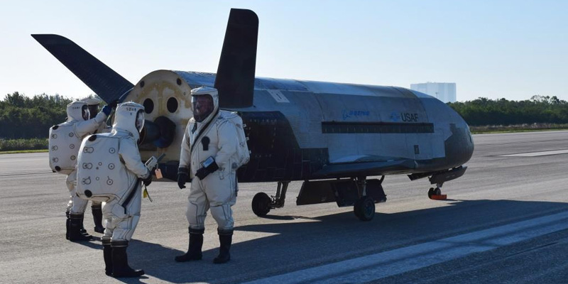 SpaceX have successfully deployed the USAF X-37B spaceplane into orbit.
