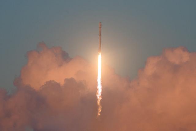 SpaceX EchoStar 105/SES-11 Gallery: image: 3.