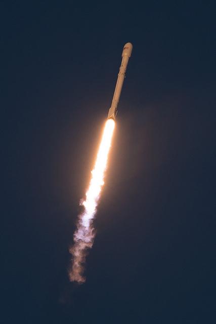 SpaceX EchoStar 105/SES-11 Gallery: image 2.