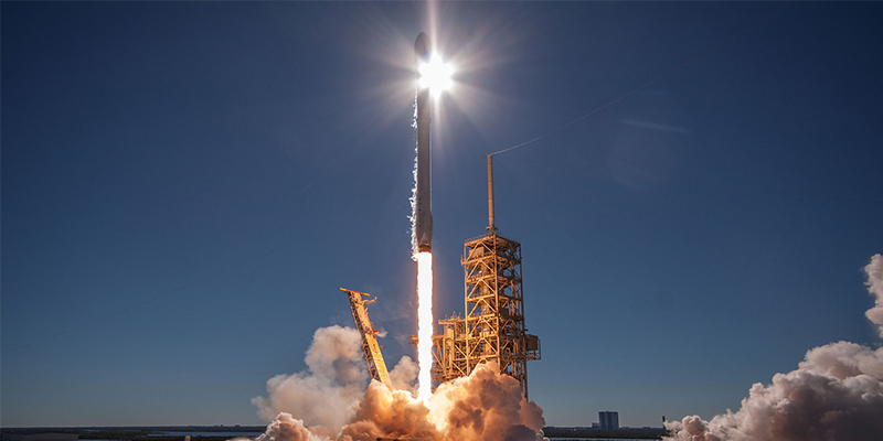 The Koreasat 5A satellite has been successfully deployed into orbit following a 16th flawless SpaceX Falcon 9 launch for 2017.