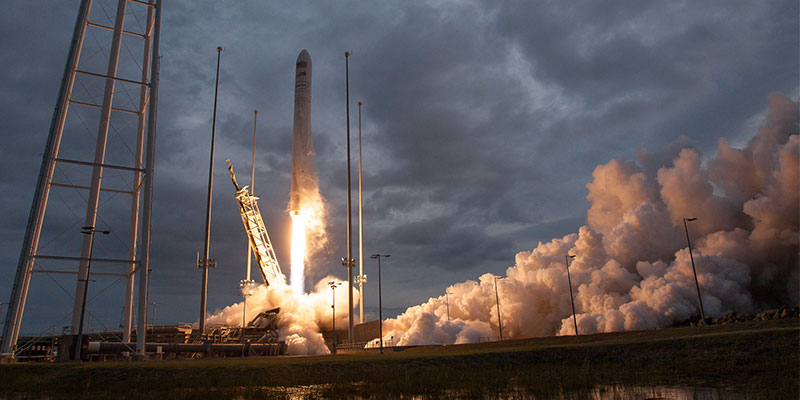 Orbital ATK has successfully launched their OA-8 Cygnus spacecraft.