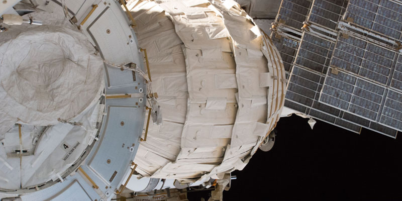 NASA has announced that the experimental inflatable BEAM will remain a part of the ISS.