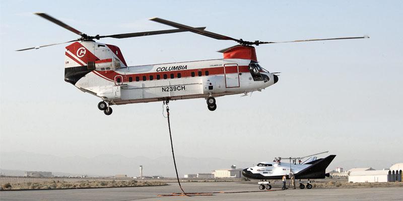 Sierra Nevada to conduct second Dream Chaser glide test next week.