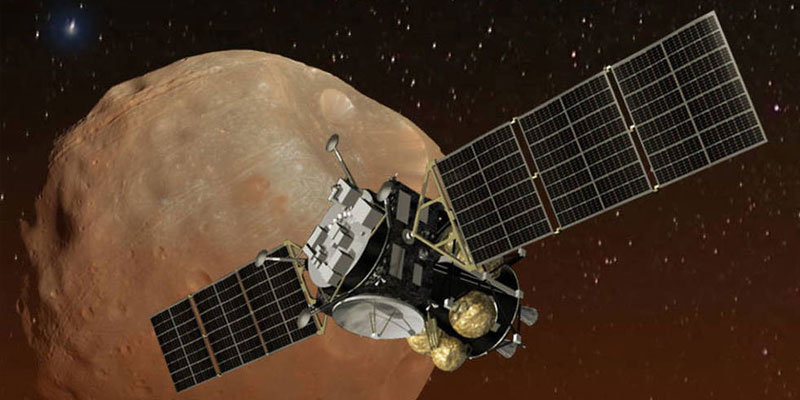 NASA to provide a scientific instrument to the Japanese-led Mars Moon eXploration (MMX) mission.