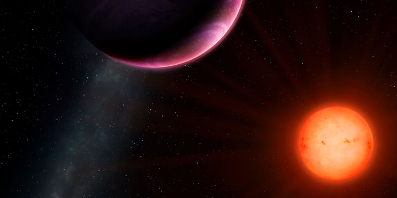Scientists at the University of Warwick have discovered a giant planet, NGTS-1b that challenges our understanding of the universe and how planets are formed.