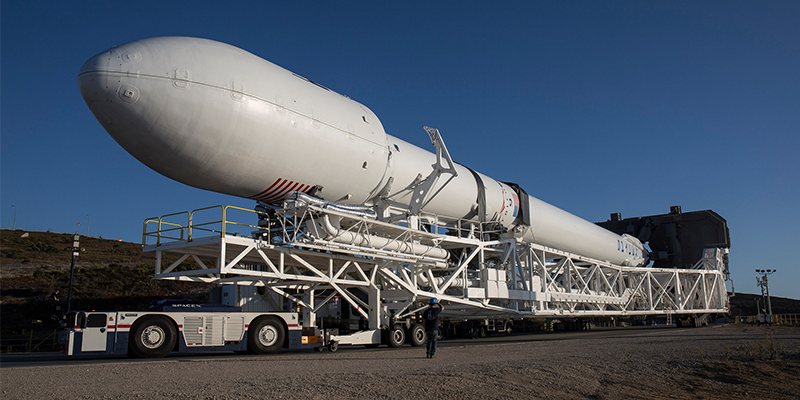 SpaceX have indefinitely delayed the launch of the classified US government payload, Zuma.