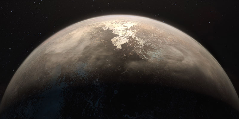 Researchers have discovered a temperate Earth-sized planet, Ross 128 b.