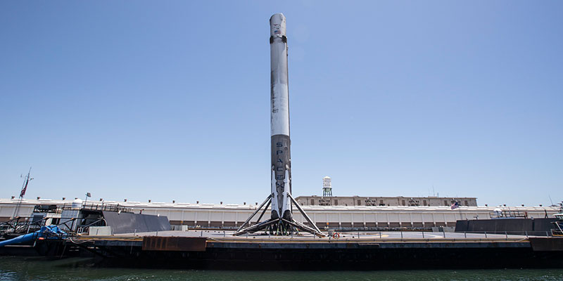 SpaceX have opted to not recover the Falcon 9 first-stage booster from tomorrow's Iridium-4 launch.
