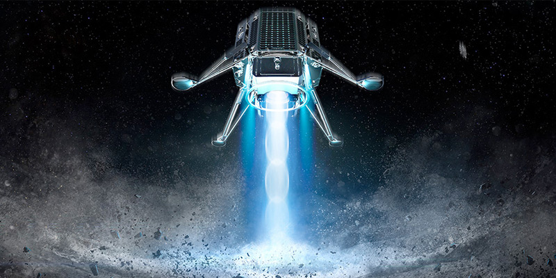 ispace have secured over $90 million in Series A funding for their lunar lander.
