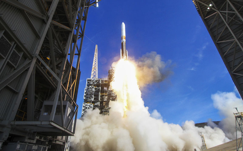 ULA launch NROL-47 payload aboard Delta IV rocket.