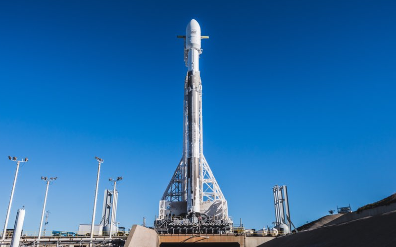 SpaceX fail to recover fairing follow the launch of the PAZ imaging satellite.
