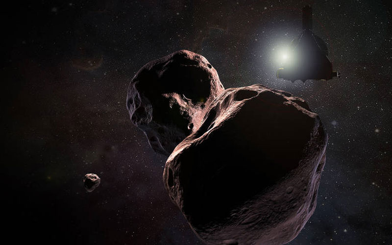 New Horizons has breaks it's own record just two hours later snapping images of Kuiper Belt objects 2012 HZ84 and 2012 HE85.