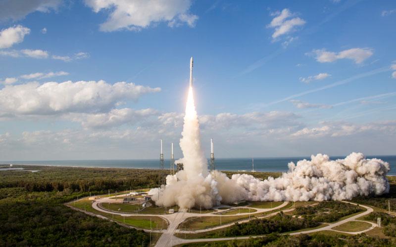 ULA launch NOAA GOES-S weather satellite for NASA.