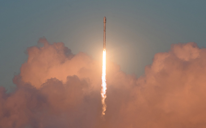 A public summary released by NASA details the agency's findings of the failure of a Falcon 9 during a 2015 International Space Station resupply mission.