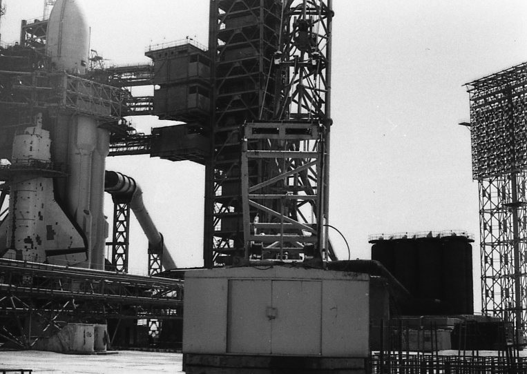"A look inside the secretive Russian Buran ""shuttle"" programme - picture 4."