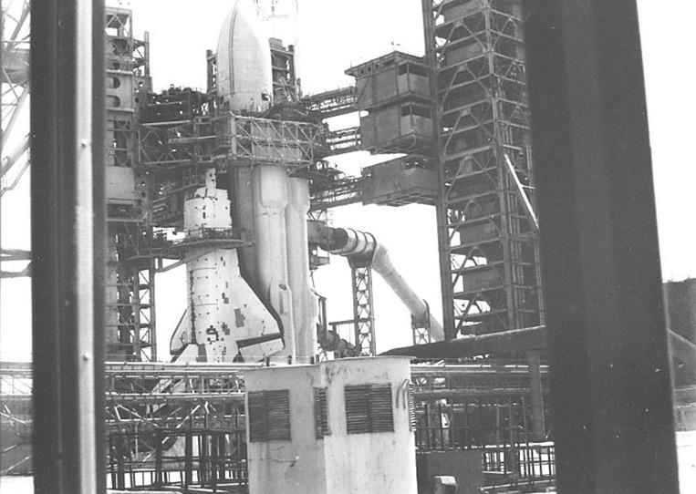 "A look inside the secretive Russian Buran ""shuttle"" programme - picture 6."