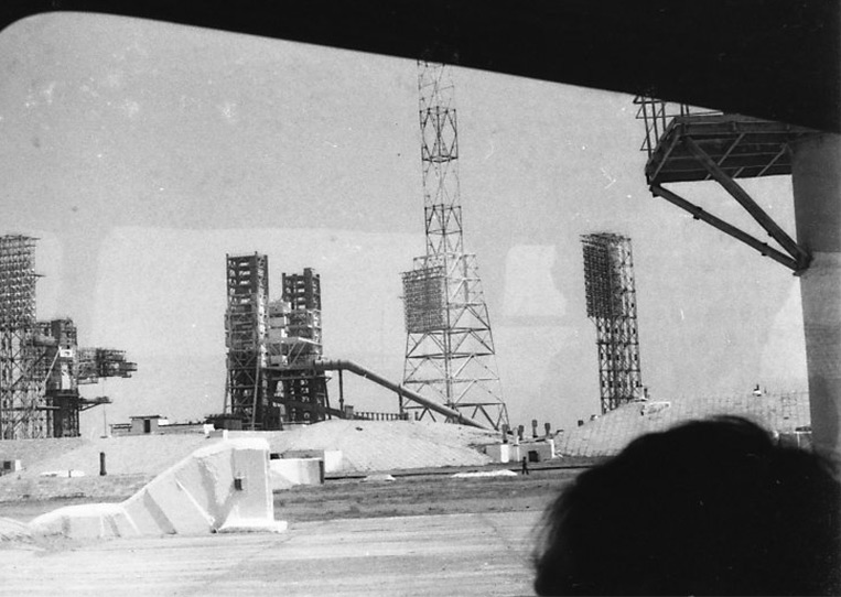 "A look inside the secretive Russian Buran ""shuttle"" programme - picture 1."
