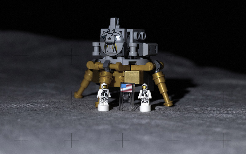 I take a look at 5 of the best space Lego sets you can buy from Amazon right now.