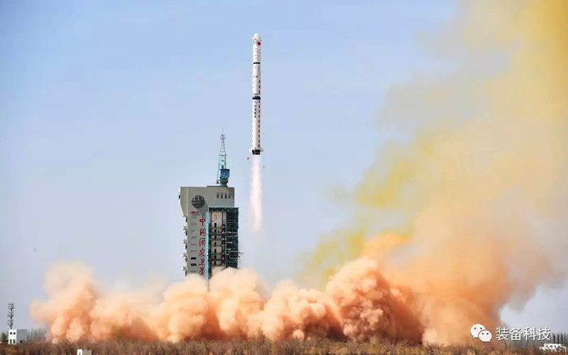 China successfully deploy three Yaogan-31 satellites into orbit aboard a Long March 4C.