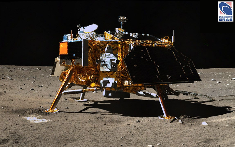 China's Chang'e-4 lunar mission will attempt to grow potato and Arabidopsis plants and hatch silkworm eggs.