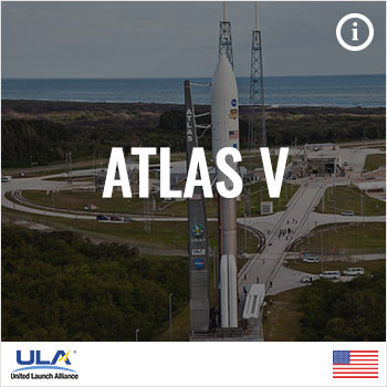 Rocket Index: United Launch Alliance (ULA) Atlas V (Atlas 5)