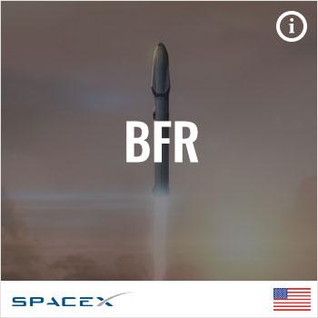 Rocket Index: SpaceX Big Falcon Rocket (BFR)