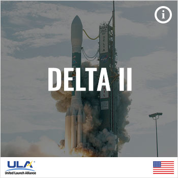 Rocket Index: United Launch Alliance (ULA) Delta II (Delta 2)