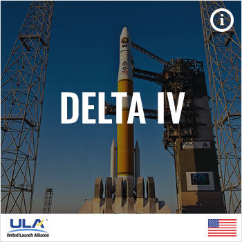 Rocket Index: United Launch Alliance (ULA) Delta IV (Delta 4)
