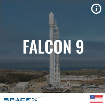 Rocket Index: SpaceX Falcon 9