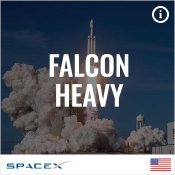 Rocket Index: SpaceX Falcon Heavy