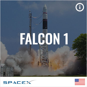 Rocket Index: SpaceX Falcon 1