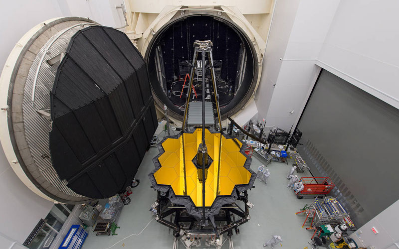 NASA's development of the James Webb Space Telescope (JWST) has suffered another setback as the agency struggle to complete it.