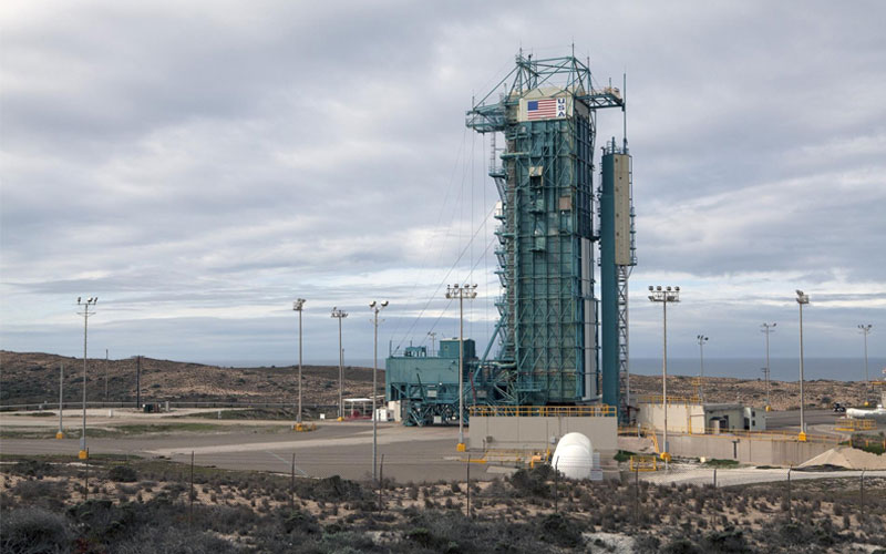Firefly Aerospace secure Space Launch Complex 2 West (SLC-2W) at Vandenberg Air Force Base.