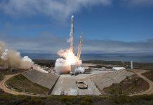 SpaceX launch GRACE-FO and Iridium NEXT satellites.
