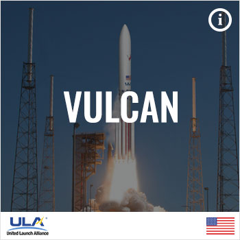 Rocket Index: United Launch Alliance (ULA) Vulcan