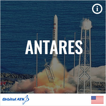 Rocket Index: Orbital ATK | Northrop Grumman | Antares