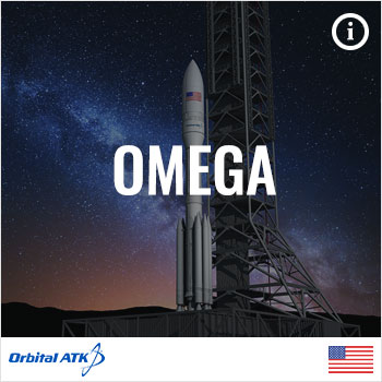 Rocket Index: Orbital ATK | Northrop Grumman | OmegA (Omega)