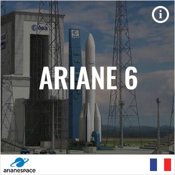 Rocket Index: Arianespace Ariane 6
