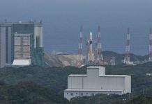 Japan successfully launches reconnaissance satellite aboard H-2A rocket.