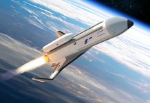 DARPA put the AR-22 Phantom Express spaceplane engine through its paces.