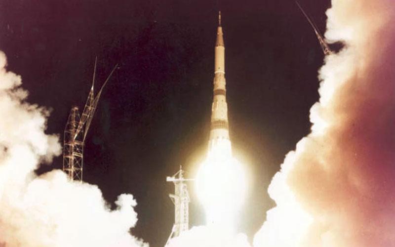 Soviet N1 Moon Rocket.
