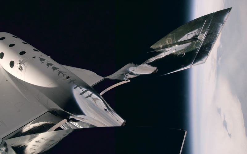 Virgin Galactic's SpaceShipTwo sets new altitude and speed records.