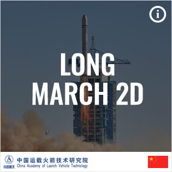 Rocket Index: China Academy of Launch Vehicle Technology (CALT) Long March 2D