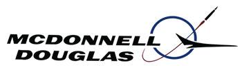 McDonnell Douglas logo.