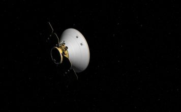 NASA InSight Lander has successfully checked in halfway through its journey to Mars.