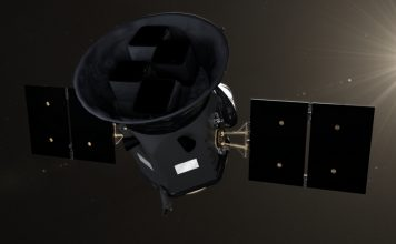 NASA has completed the first data downlink for their exoplanet hunter, TESS.